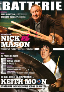 Batterie Magazine - Brendan Buckley