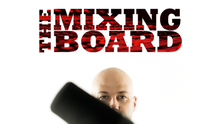 Brendan Buckley on The Mixing Board podcast